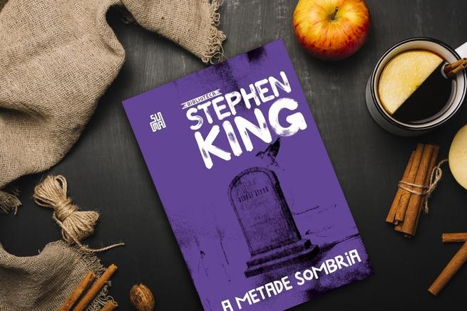 A Metade Sombria | Stephen King