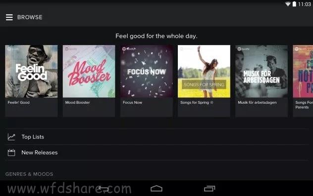 Spotify Music 5.6.0.660 Mod Apk