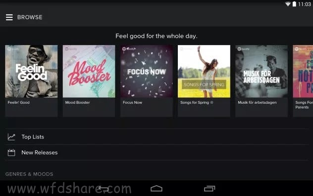 Spotify Music Premium Mod