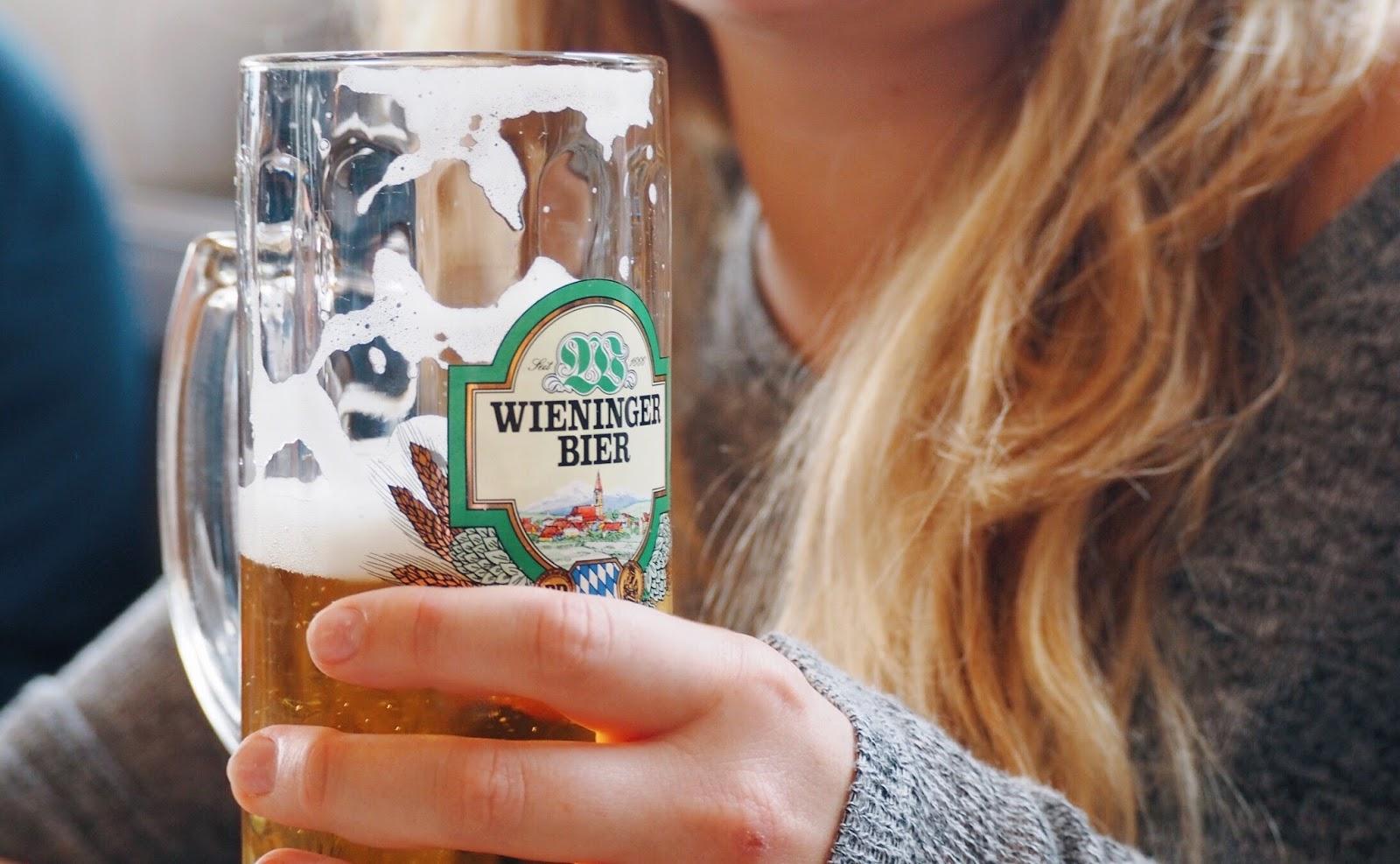 Beer in Salzburg