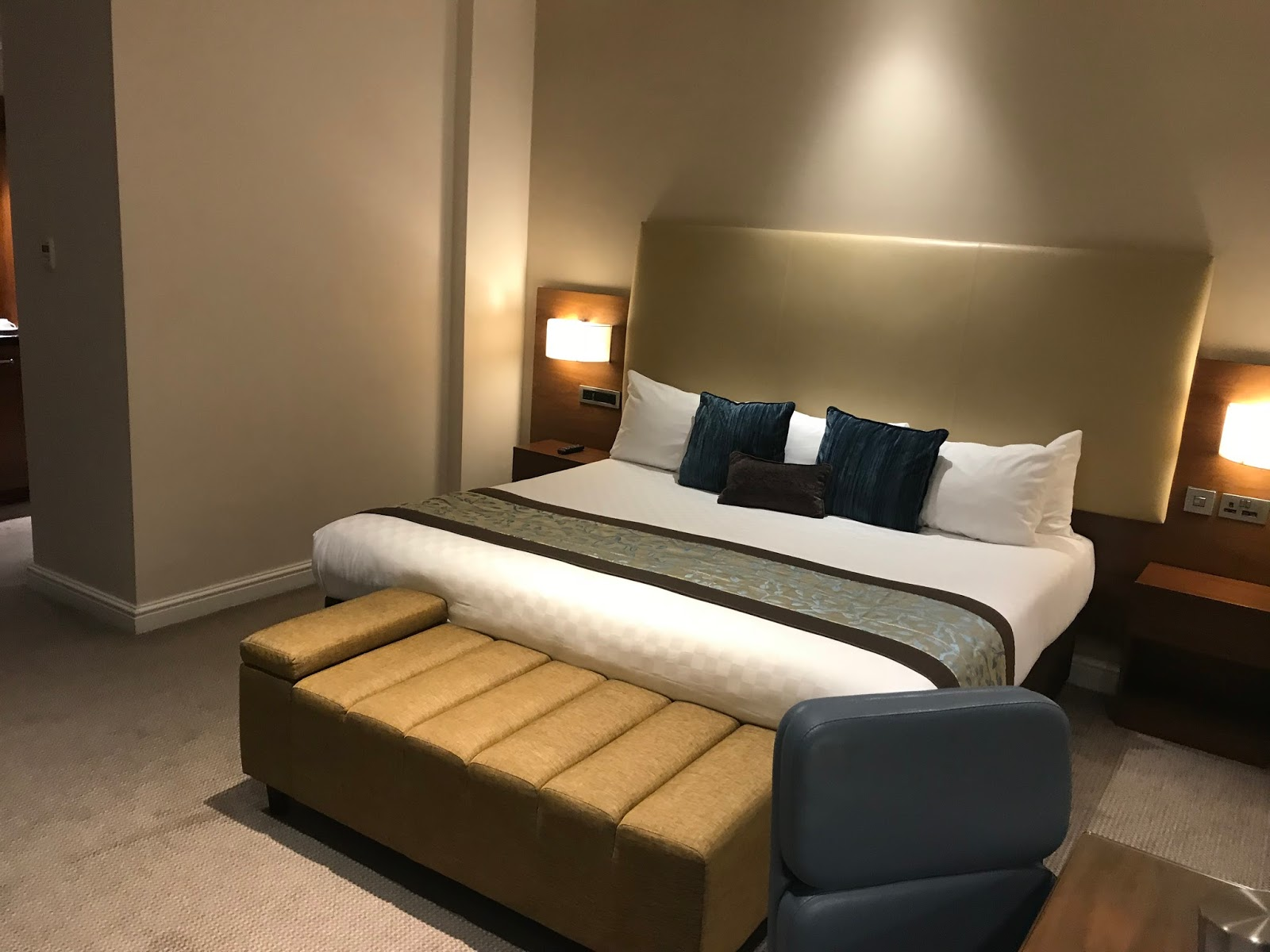 i was booked into every hotel piccadilly which is right near piccadilly circus tube station and possibly one of the best central locations you could find