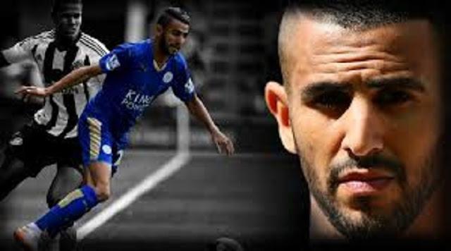 BPL. Leicester City laissera Mahrez partir en cas de grosse offre
