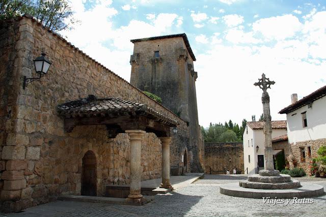 Covarrubias, uno de los pueblos más bonitos de Burgos