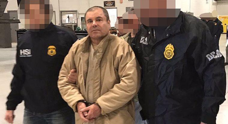 """Juez ordena que """"El Chapo"""" siga en confinamiento solitario"""