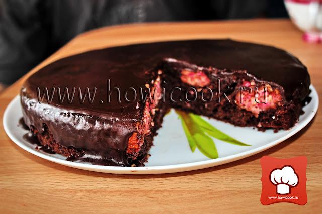 рецепт вкусного шоколадного пирога