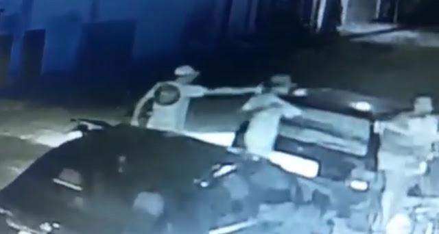 Goiana: Comerciante é baleado durante assalto