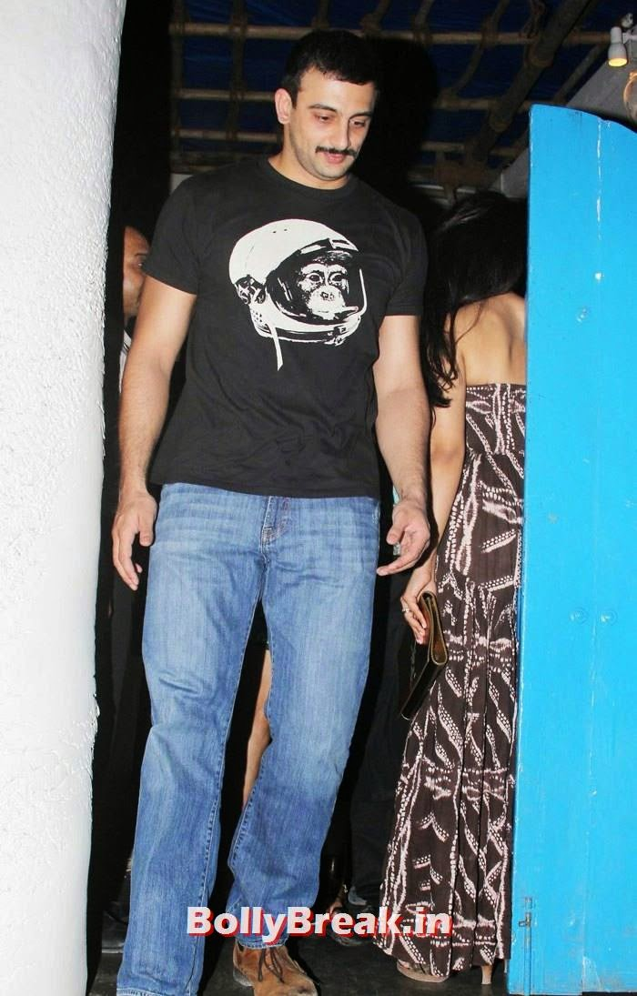 Arunoday Singh, Varun, Yami, Shruti, Nargis Pics from Badlapur Movie Wrap up party