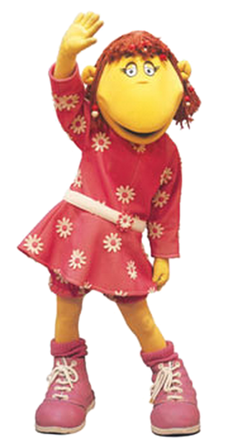 The Characters Of The Cups: Cartoon Characters: Tweenies (PNG