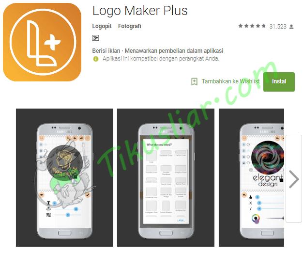 download Aplikasi AndroidPembuat logo yang paling populer untuk android gratis