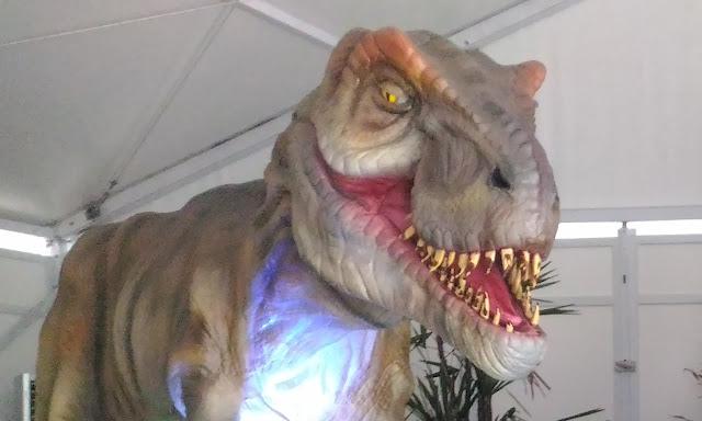 Dinosaurs Alive In Kuala Lumpur!