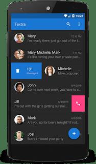 Textra SMS Pro 4.4 build 40490 Premium APK is Here!
