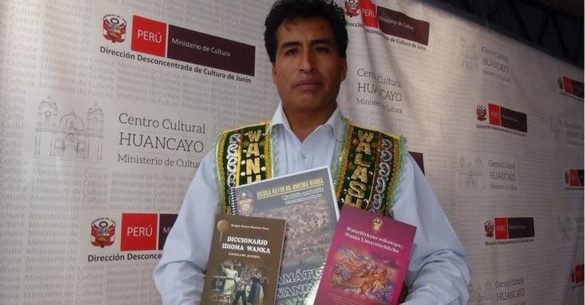 Traductor de Quechua Wanka promueve desarrollo de lengua originaria