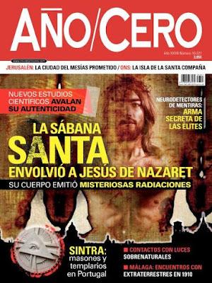 Revista Año Cero España Octubre 2017
