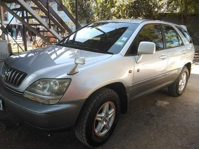 Cars for hire in Port Moresby