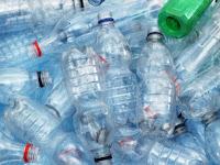 Membuat Tempat Serbet dari Botol Plastik