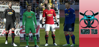 PES 2013 Manchester United Full GDB 2016-17 By KIMO T.L.B 19