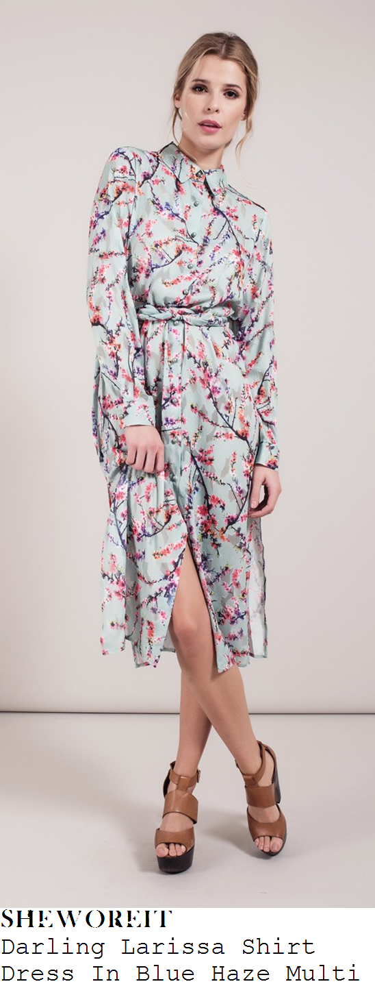 lydia-bright-darling-larissa-blue-and-multicoloured-blossom-floral-print-shirt-midi-dress