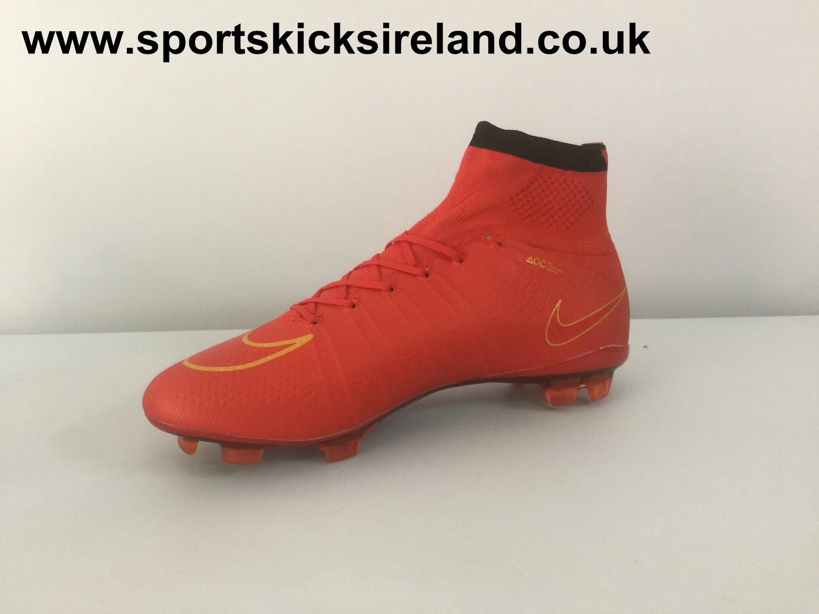 newest b285b 7baf8 Sports Kicks Ireland: All-new design of NIKE MERCURIAL ...