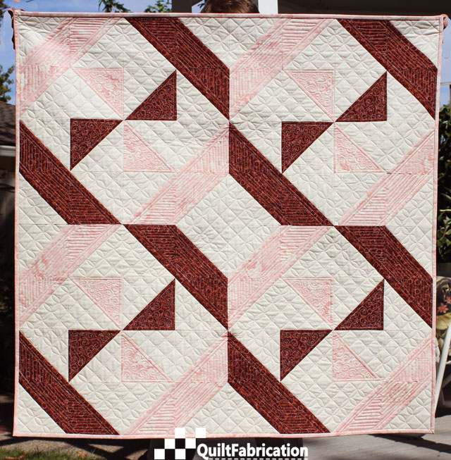 Jess, another quilt for Making Connections