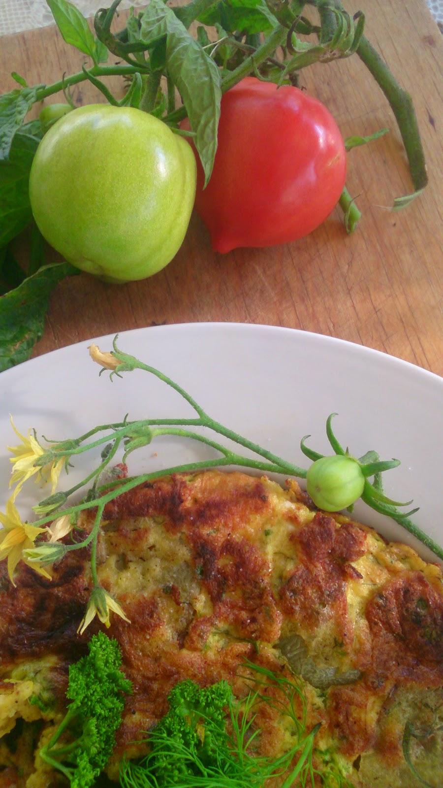 smażone zielone pomidory przepis