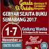 Pesta Buku Semarang ke 20 : Gebyar Sejuta Buku Semarang 2017