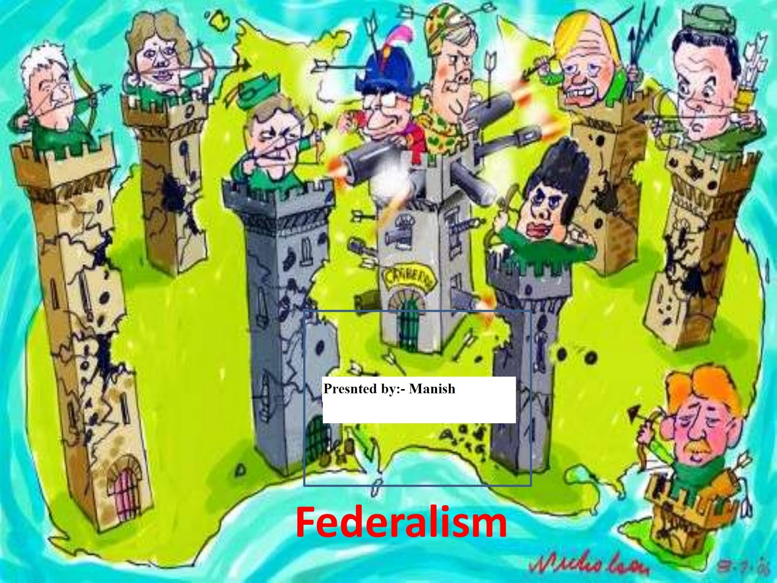 Federalism Class