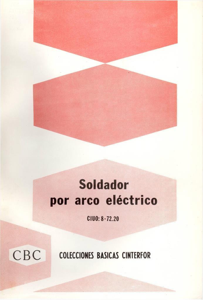 Soldador por arco eléctrico CBC