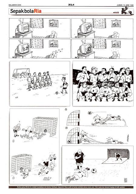 Sepakbola Ria EDISI NO. 809 / JUM'AT, 19 JUNI 1998