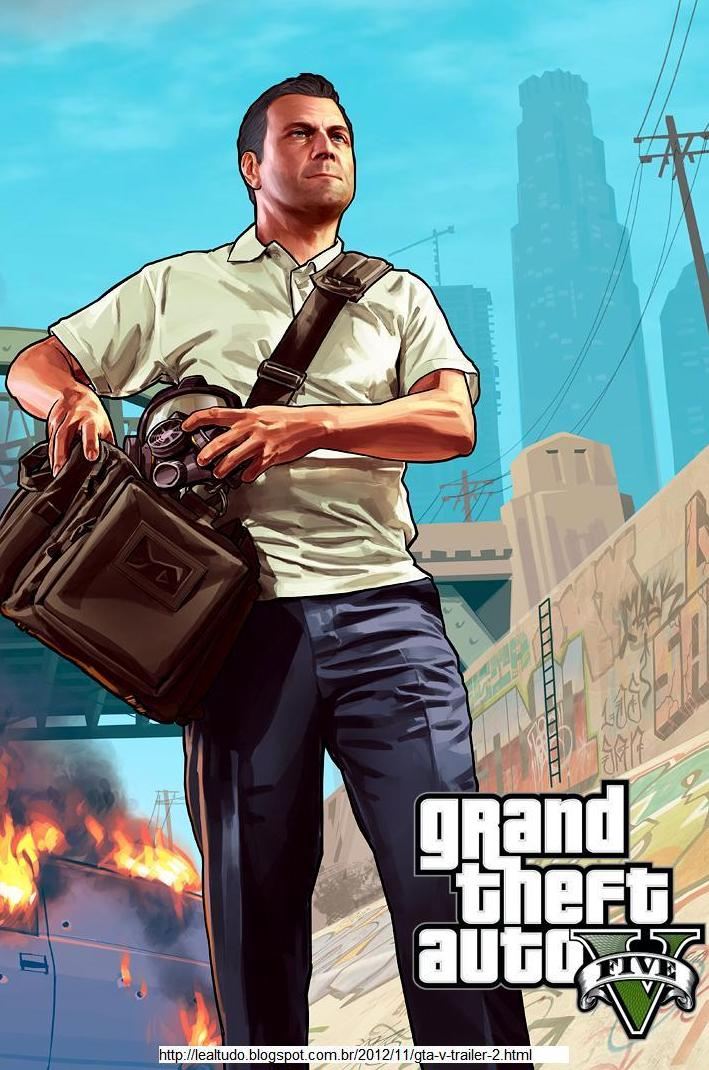 GTA V - GTA 5 - GTA FIVE - GTA CINCO