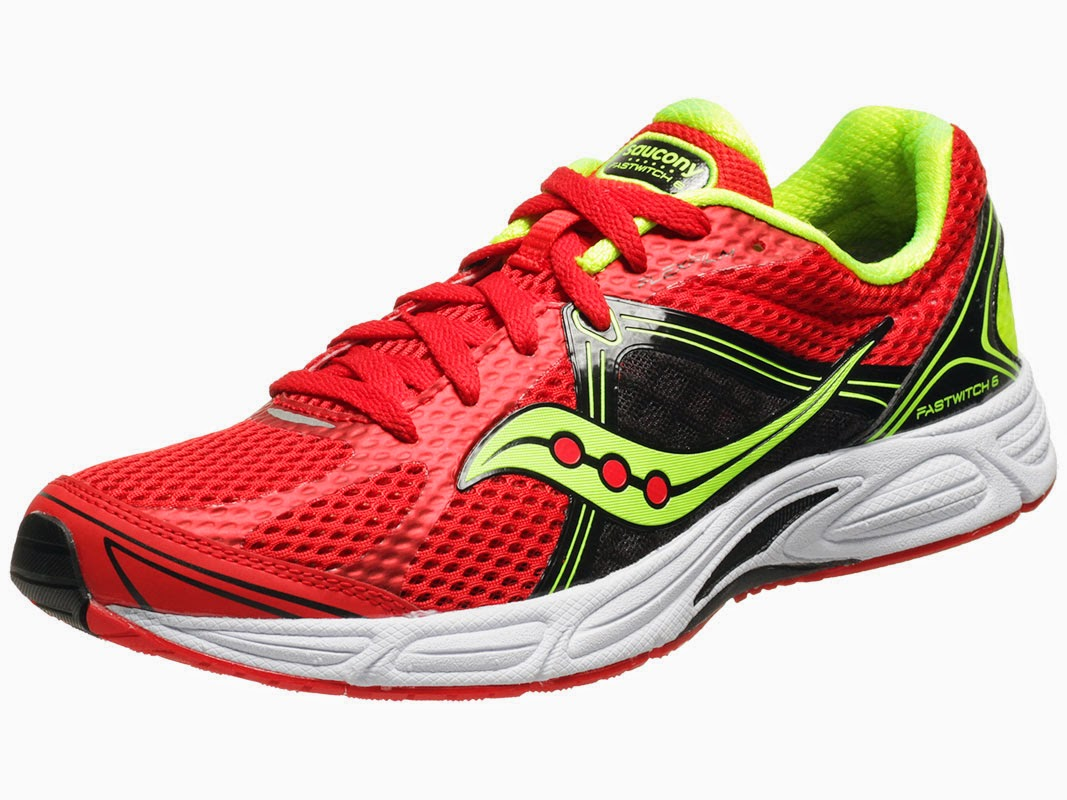 9770b3114415 Saucony Fastwitch 6 Review