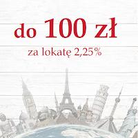 Lokata 160 dni z premią dla Uczestników Klubu Korzyści