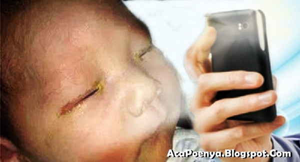 Bayi Buta Karena Flash Camera