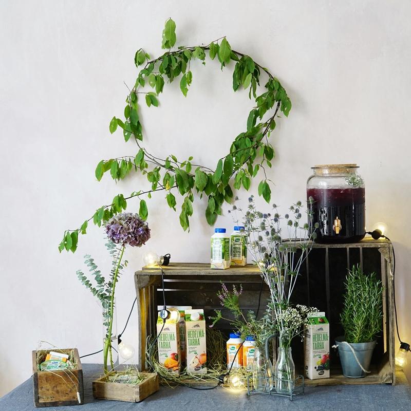 Valio luomu-tuotteet, sadonkorjuujuhla
