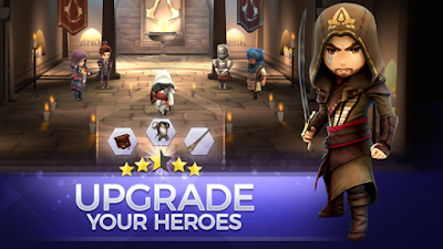 Assassin's Creed: Rebellion v1.3.3 Mod Apk (Unlimited Money) Untuk Android