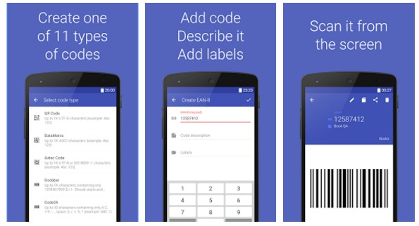 Buat Barcode Pakai Excel, Android, IOS, Word, Tool Online
