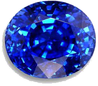 Birthstones: September - Sapphire (truth, faithfulness, clarity) :: All Pretty Things
