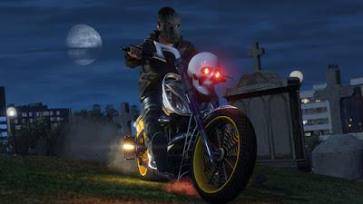 הוציאו את התחפושות: עדכון ליל כל הקדושים של GTA Online הגיע
