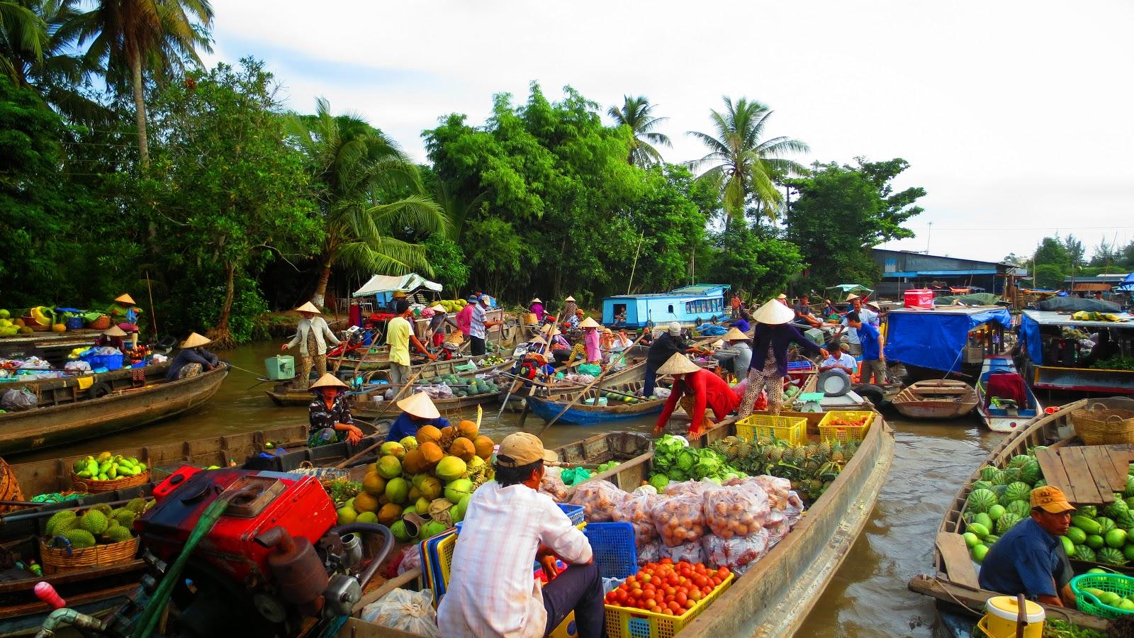 explore Mekong delta 1