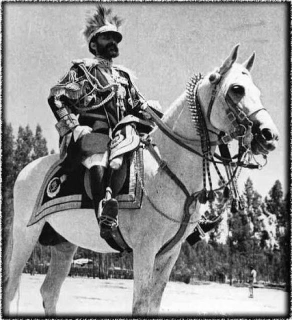 ... haile selassie this horse may be kagnew the grey selassie rode in the