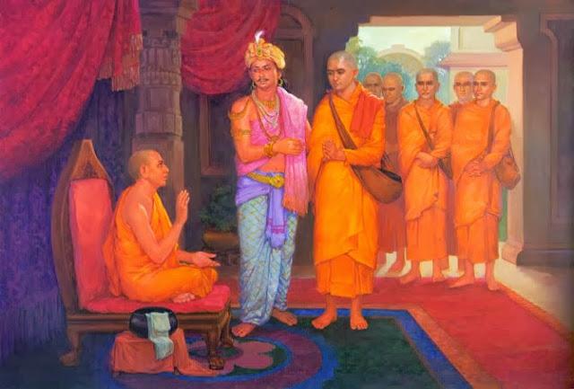 Đạo Phật Nguyên Thủy - Kinh Tăng Chi Bộ - Sáu Pháp đưa tỷ kheo hữu học đến thối đọa