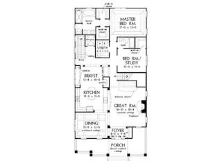Wood House Plan Designs