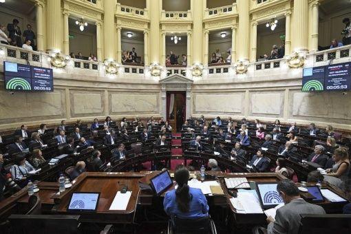 Senado argentino votará ley antitarifazos