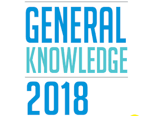 General Knowledge 2018