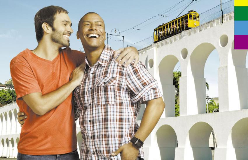 O centro do Rio é o coração LGBT da cidade
