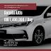 Rental Mobil Corolla Altis di Padang