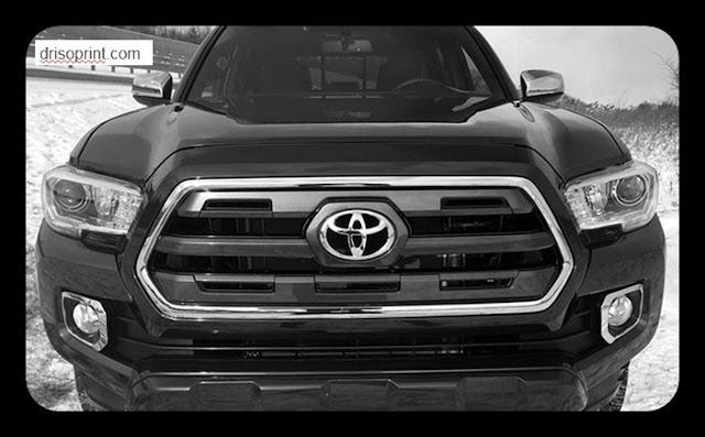2016 Toyota Tacoma Redesign