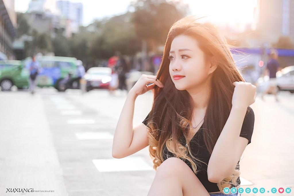 Image Girl-xinh-Viet-Nam-by-Mr.Hugo-Phan-1-MrCong.com-006 in post Gái xinh Việt Nam qua ống kính máy ảnh Thạc Trường Giang - Phần 1 (260 ảnh)