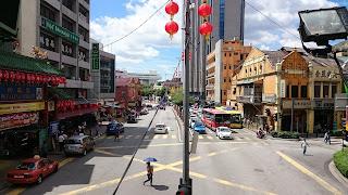 Jalan Tun Tan Cheng Lock Kuala Lumpur