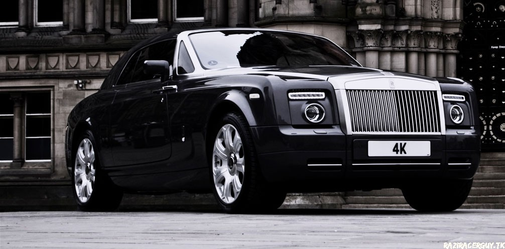 refashioned rolls royce phantom coupe by project kahn sport cars. Black Bedroom Furniture Sets. Home Design Ideas