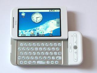 ponsel android pertama di dunia